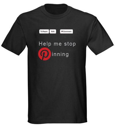 Help Me Stop Pinning